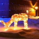 雪の山形 天童温泉への旅