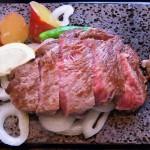 石焼ステーキ 贅