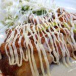 東北福祉大学食の鶏照り焼き定食