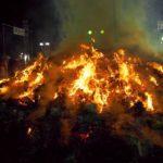 一月十四日 大崎八幡宮のどんと祭