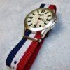 日曜日の腕時計 1,980円でコスパ良し
