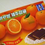 韓国チョコレート
