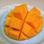 マンゴーとパッションフルーツ