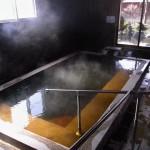 川渡温泉浴場と中鉢温泉