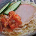 半田屋の冷麺