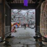 ハタチの試練 大雪の成人式