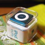 iPod shuffle の贈り物