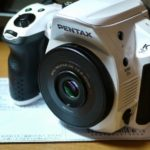ビスケットレンズ PENTAX-DA40mmF2.8 XS
