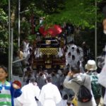 仙台青葉まつり 青葉神社神輿渡御
