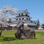 だんごより花 白石城の桜