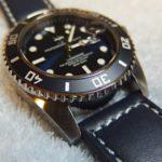 土曜日の腕時計 ヒャクイチ ダイバーズ