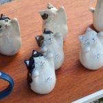 みやぎ村田町 蔵の陶器市2016 猫の陶器さがし