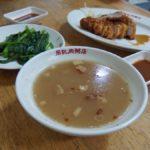 台湾式朝の過ごし方 周記肉粥店と雙連朝市