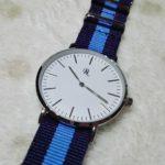 500円のダイソー腕時計はTIMEX×ダニエルウェリントンもどきのダイソー5